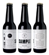 Sample Pale Ale Batch No.1