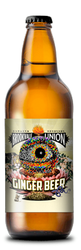 Ginger Beer Brookvale Union 500ml - Single