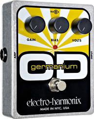 Electro Harmonix    Germanium OD Overdrive