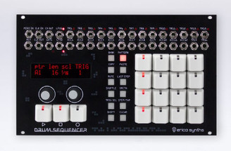 Erica Synths Drum Sequencer  $$PRICE DROPPED$$