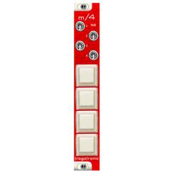 Trogotronic m4 / Button Array Controller