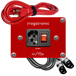 Trogotronic  m15 / Higher Power Accessories