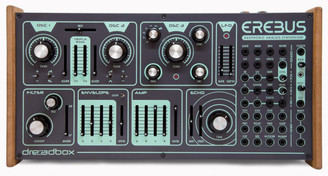 Dreadbox Erebus V3 / Duophonic Synthesizer