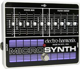 Electro Harmonix   Guitar Micro Synthesizer