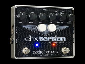 Electro Harmonix EHX Tortion  JFET Overdrive