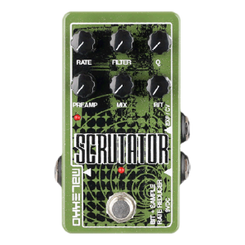 Malekko SCRUTATOR – SAMPLE RATE AND BIT REDUCTION PEDAL