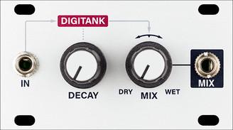 Intellijel Designs Digiverb 1U