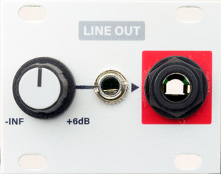 Intellijel Designs Line Out 1U