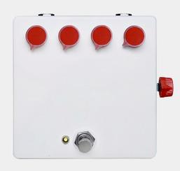 JEXT TELEZ White Pedal V2