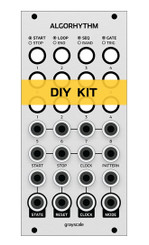 Grayscale ALGORHYTHM (DIY KIT)