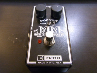 Used Electro Harmonix Pocket Metal Muff SOLD