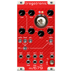 Trogotronics m679 / Tube Synth Module