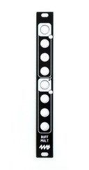 4ms BuffMult Faceplate - Black