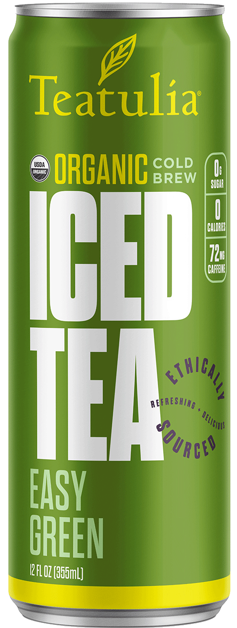 Easy Green Iced Tea