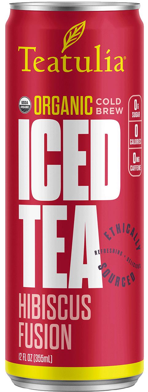Hibiscus Fusion Iced Tea