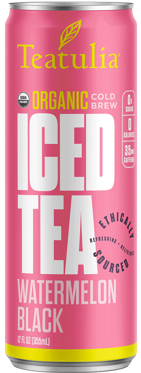Watermelon Black Iced Tea