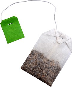 Traditional Tea Bag