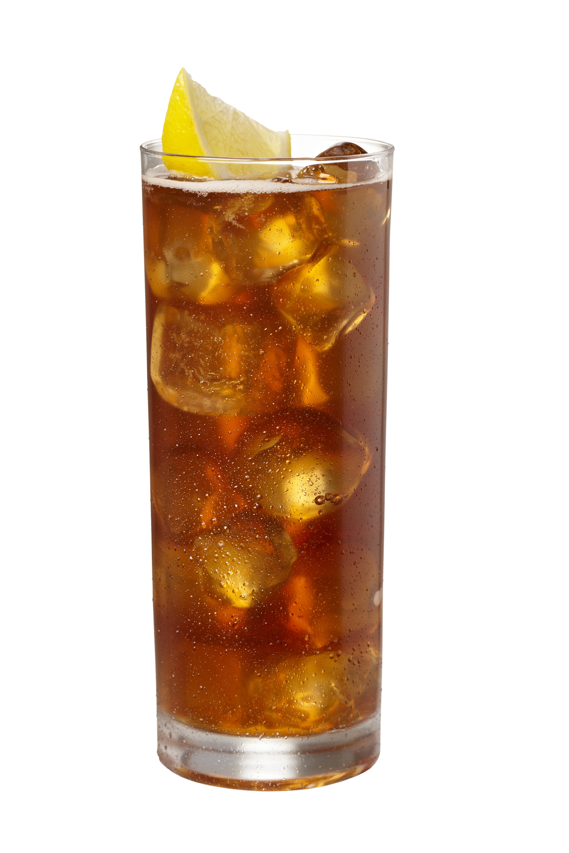 Passion Fruit Black Iced Tea