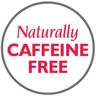 Naturally Caffeine Free