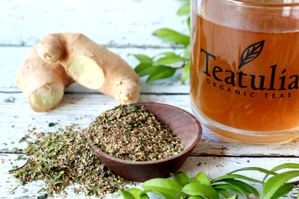 Teatulia Ginger Tea