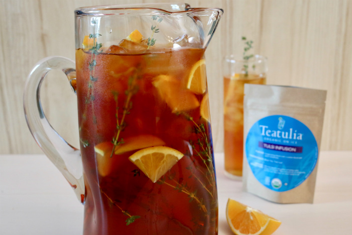 Hot Brew with Portion Pack Iced Tea