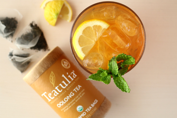 Hot to Cold Brew Tea With Tea Bags