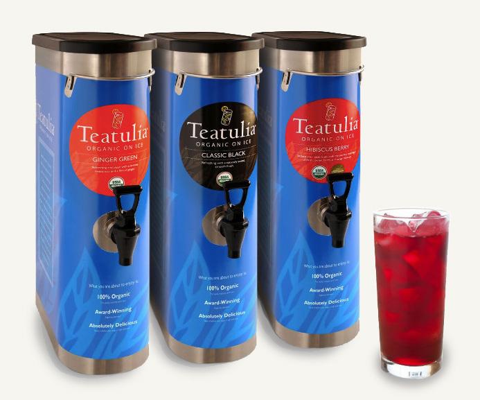 Teatulia Organic Foodservice Iced Tea
