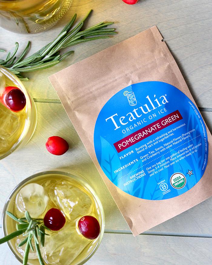 Teatulia Iced Tea Portion Pack