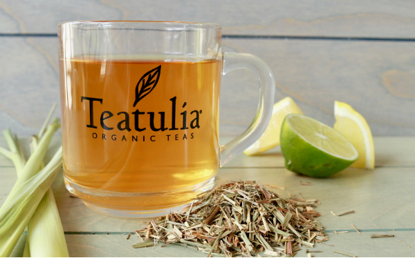 Teatulia Lemongrass Tea
