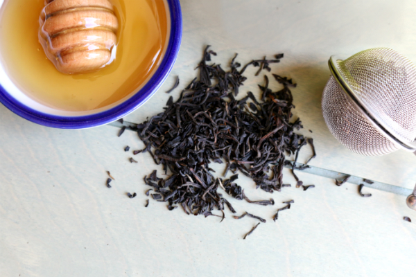 is earl gray tea caffeine free