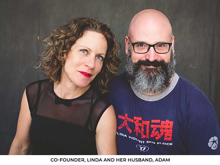 Linda & Adam Lipsius
