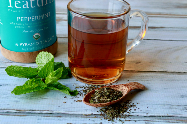 Teatulia Organic Peppermint Tea