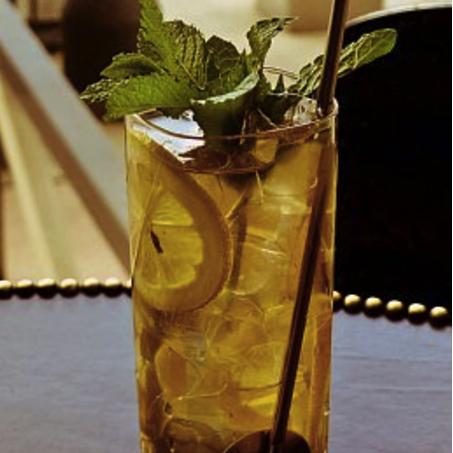 Jerez Tea Cocktail Recipe