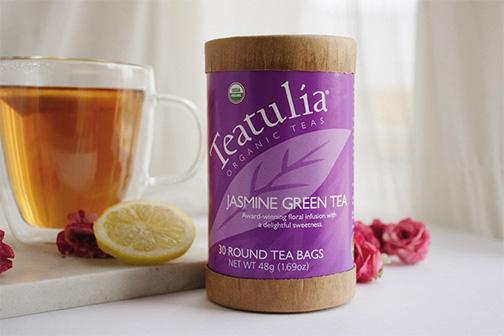 Organic Teatulia Tea - Corporate Gifts