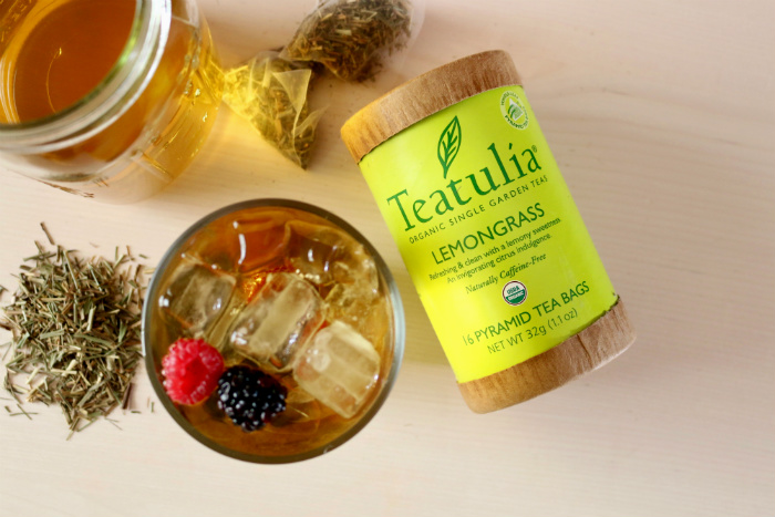 Cold Brew Iced Tea from Tea Bags