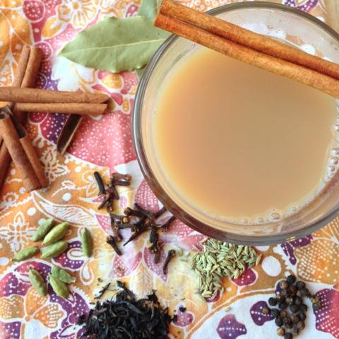 Teatulia Chai Tea