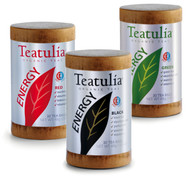 Teatulia Energy Sampler Pack