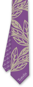 Teatulia Jasmine Green Tea Purple Tie