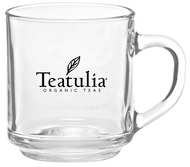 Teatulia Glass Tea Mug