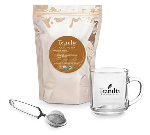 Oolong Loose Leaf Tea Gift Set - Teatulia