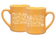 Teatulia Porcelain Mug
