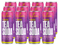 Organic Lemongrass Tea Soda™ Case