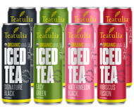 NEW! Canned Iced Tea Variety Pack