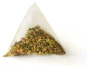 Organic Ginger Tea - Bulk Pyramid Tea Bags
