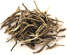Teatulia Organic White Loose Leaf Tea