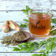 Teatulia Organic Loose Leaf Ginger Tea