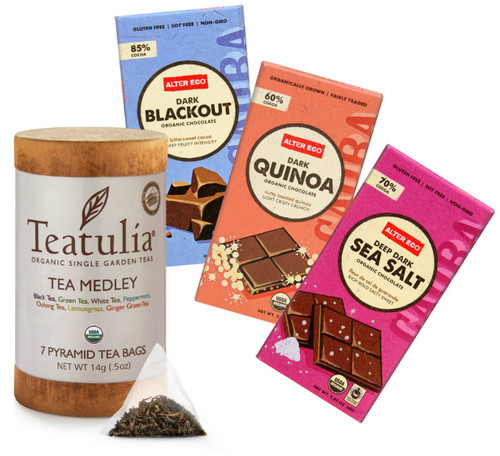 Tea and Chocolate Gift Set