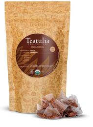 Organic Teatulia Rooibos Pyramid Bulk Tea Bags