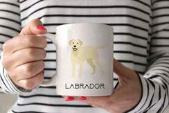 Labrador Coffee Mug
