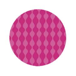 Pink Waves Dog Leash